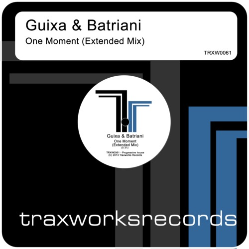 Guixa & Batriani - One Moment (Extended Mix)