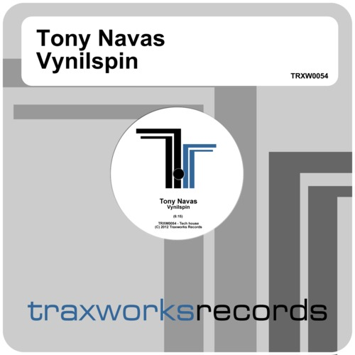 Tony Navas - Vynilspin (Original Mix)